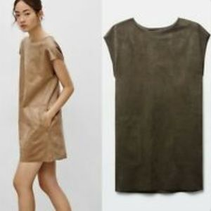 "Aritzia Wilfred Free ""Nori"" T-Shirt Dress"